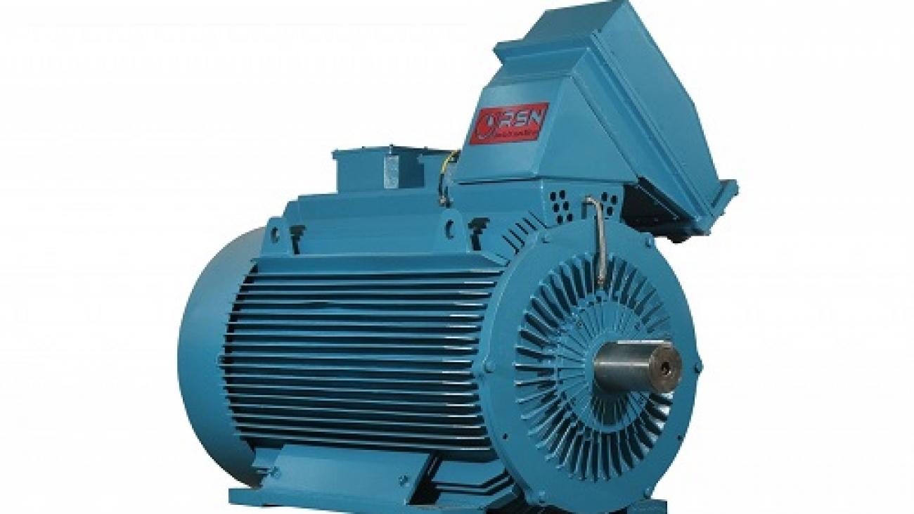 تولید الکترو موتور فشار قوی ضد انفجار