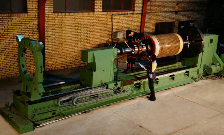 الکتروموتور فشارقوی ضد انفجار با کلاس حفاظتی Ex d برای اولین بار در کشور تولید شد.