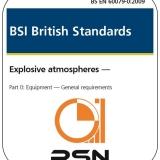 BS en 60079-0 2009 Explosive atmospheres